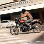 Back to the 70's with the new Kawasaki Z900RS 7