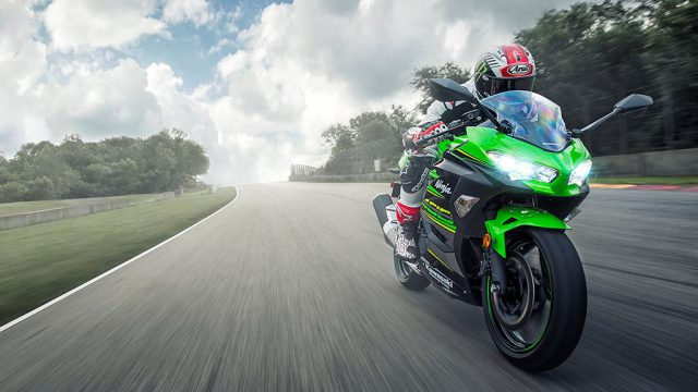 New Kawasaki Ninja 400 for 2018 2