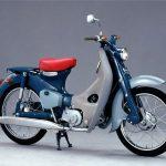 100 million Honda Super Cubs produced 3