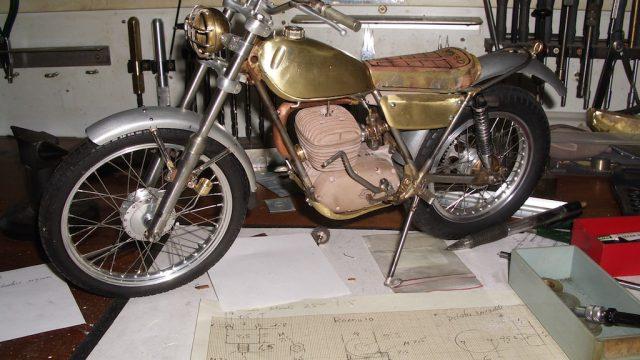 OSSA Mick Andrews Replica 250 prototype