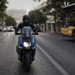 The New BMW C 400 X mid-size scooter 6