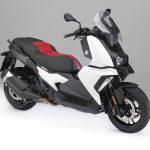 The New BMW C 400 X mid-size scooter 11
