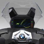 The New BMW C 400 X mid-size scooter 4
