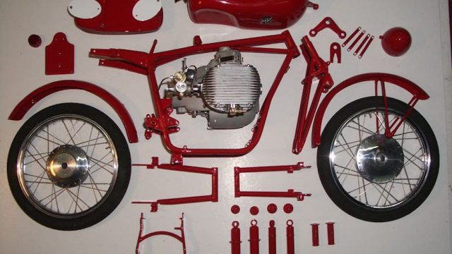 The most authentic and accurate motorcycle scale models in the world 1
