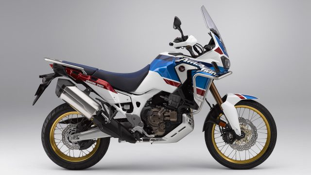 The Honda Africa Twin just got bolder with the Adventure Sports version 9