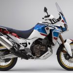 The Honda Africa Twin just got bolder with the Adventure Sports version 2