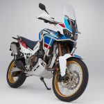 The Honda Africa Twin just got bolder with the Adventure Sports version 5