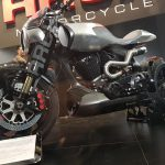 $100K+ Keanu Reeves Motorcycle Unveil & Start-up 4