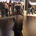 $100K+ Keanu Reeves Motorcycle Unveil & Start-up 6