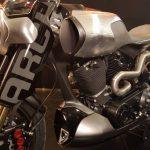 $100K+ Keanu Reeves Motorcycle Unveil & Start-up 8