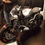 $100K+ Keanu Reeves Motorcycle Unveil & Start-up 10
