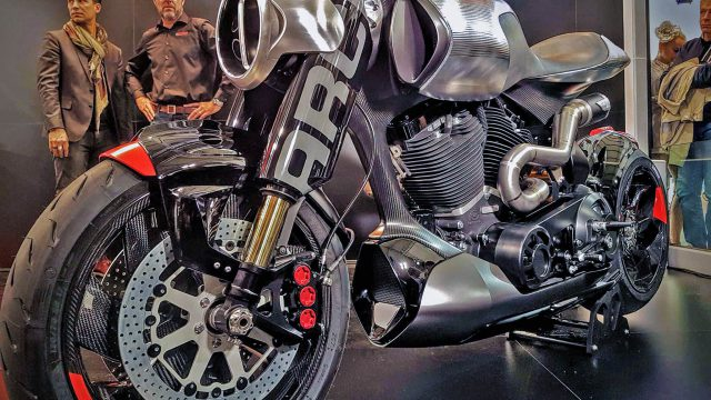 Arch Motorcycle Method 143 a