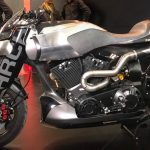 $100K+ Keanu Reeves Motorcycle Unveil & Start-up 5