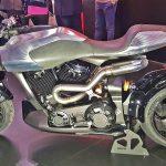 $100K+ Keanu Reeves Motorcycle Unveil & Start-up 9