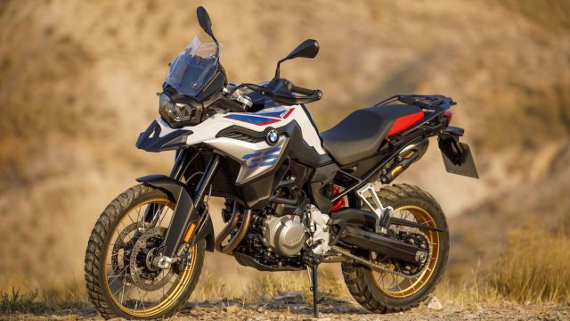New BMW F850GS. Africa Twin killer? 1