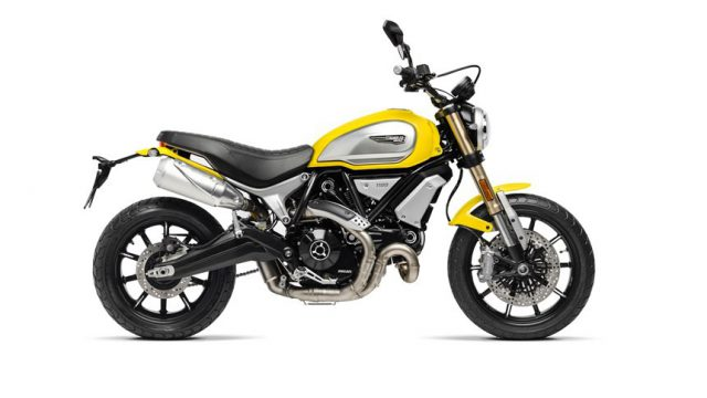 Ducati Scrambler 1100 unveiled. Cool Sport Version included 4