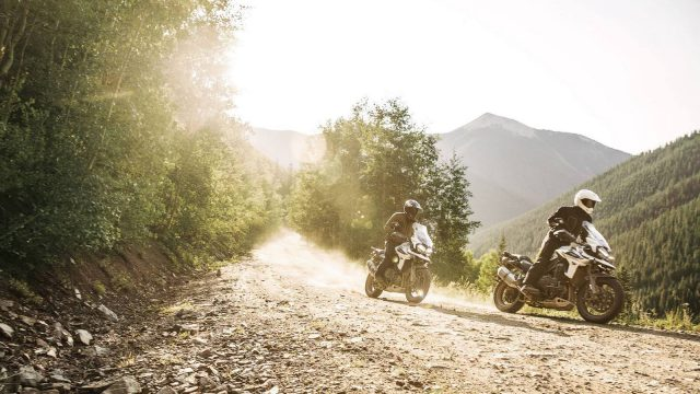 2018 Triumph Tiger 1200 XC and XR: weight reduction 5