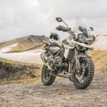 2018 Triumph Tiger 1200 XC and XR: weight reduction 11