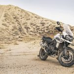 2018 Triumph Tiger 1200 XC and XR: weight reduction 15