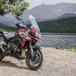 2018 Triumph Tiger 1200 XC and XR: weight reduction 2