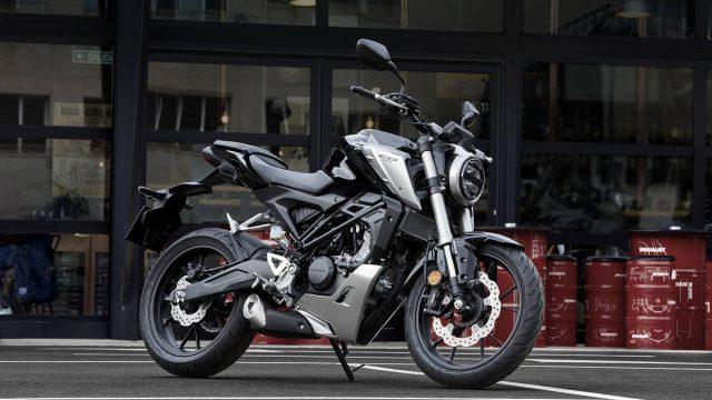 Honda CB125R EICMA 07