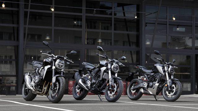 Honda CB125R EICMA 10