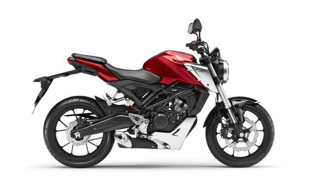 Honda CB125R EICMA 21