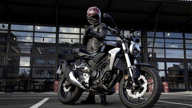 Honda CB300R EICMA 09