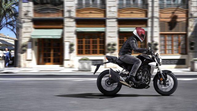 Honda CB300R EICMA 10