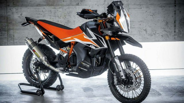 KTM 790 Adventure prototype 02