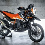 New KTM 790 Adventure - first photos 2