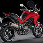 New Ducati Multistrada 1260. More power, revised ergonomics 12