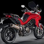 New Ducati Multistrada 1260. More power, revised ergonomics 11