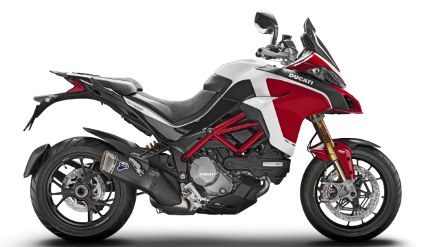 New Ducati Multistrada 1260. More power, revised ergonomics 1