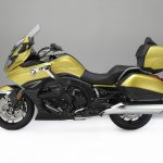 BMW K1600 Grand America - Flamboyant performance tourer 9