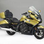 BMW K1600 Grand America - Flamboyant performance tourer 2