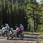 2018 Triumph Tiger 1200 XC and XR: weight reduction 8