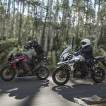 2018 Triumph Tiger 1200 XC and XR: weight reduction 10