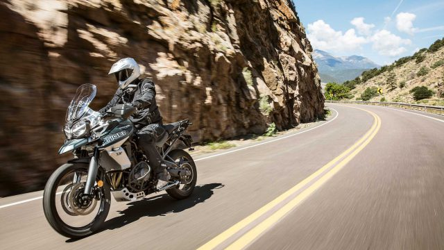 The new Triumph 800 XC and XR: good just got better 1