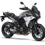 Meet Yamaha's ultimate sport tourer, the Tracer 900 GT 4