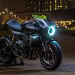 Honda CB4 Interceptor concept begs you to ride off into the near-retro-future 16