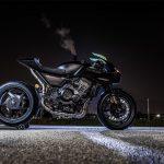 Honda CB4 Interceptor concept begs you to ride off into the near-retro-future 14