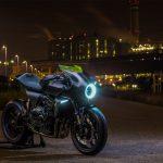 Honda CB4 Interceptor concept begs you to ride off into the near-retro-future 8