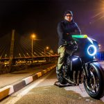 Honda CB4 Interceptor concept begs you to ride off into the near-retro-future 13