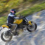 Ducati Monster 821 road test 26