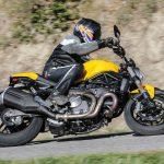 Ducati Monster 821 road test 6