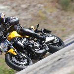 Ducati Monster 821 road test 15