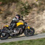 Ducati Monster 821 road test 18