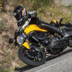 Ducati Monster 821 road test 21