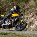 Ducati Monster 821 road test 24
